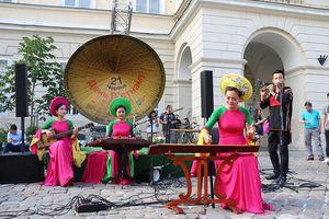 Đại sứ quán Việt Nam tại Ukraine tổ chức Ngày Việt Nam tại Lviv