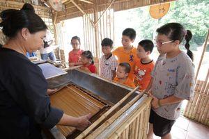 Giáo dục di sản - giải 'bài toán' sân chơi ngày hè
