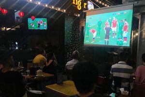 World Cup xôn xao xóm nhỏ