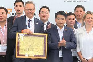 Hà Nội và Munich thỏa thuận hợp tác trên nhiều lĩnh vực