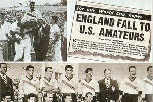 Nỗi đau lần đầu dự World Cup của Anh