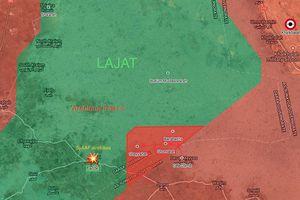 'Hổ Syria' giải phóng liên tiếp 7 khu dân cư, chuẩn bị bao vây thị trấn Al-Busra Harir