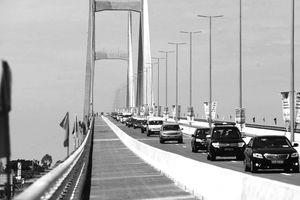 Cầu Cao Lãnh: Điểm sáng kết nối khu vực đồng bằng sông Cửu Long