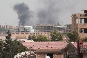 Tư lệnh cấp cao của Iran thiệt mạng tại Syria