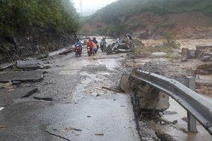 Mưa lũ khiến tỉnh nghèo Lai Châu thiệt hại ít nhất 20 tỉ đồng