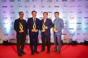 MIKGroup chiến thắng vang dội tại Property Guru Vietnam Property Awards 2018