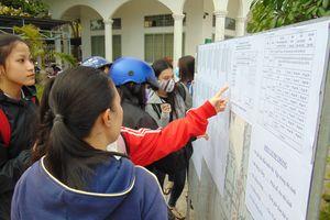 Nhiều tỉnh khu vực ĐBSCL sẵn sàng cho kỳ thi THPT Quốc gia 2018