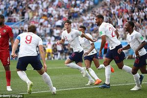 ĐT Anh 'vùi dập' tân binh Panama 6-1, cục diện bảng G ngã ngũ