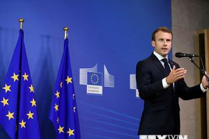 EU không có tuyên bố chung tại hội nghị thượng đỉnh hẹp về người di cư