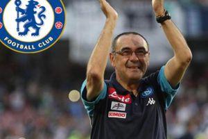 Sarri thay Conte tiếp quản Chelsea trong vòng 24h tới
