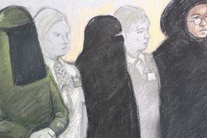 Anh bỏ tù thành viên nhóm khủng bố toàn nữ