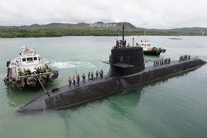 Tàu ngầm Nhật Bản tới Guam thách thức Trung Quốc?