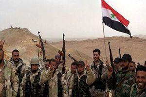 Quân đội Syria đưa đại quân 'công phá' thành phố Daraa