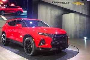 Crossover thể thao Chevrolet Blazer 2019: Cuộc lột xác thực sự!