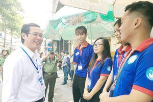 Thứ trưởng Nguyễn Văn Phúc: Cảnh giác cao độ với thiết bị công nghệ cao