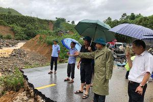 Lai Châu: 22 người thương vong, nhiều tuyến đường tê liệt vì mưa lũ