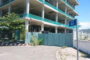 Dự án Resort ven biển 5000m2 bị xử phạt lấn chiếm đường bộ