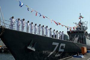 Iran sắp hạ thủy các tàu khu trục mới mang tên Dena ở miền Nam