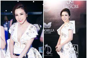 Không 'hở bạo', Hoa hậu Hoàng Dung vẫn nổi bật trên thảm đỏ