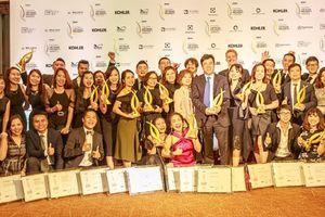 CapitaLand Việt Nam 'thắng đậm' 18 giải thưởng tại Property Guru Vietnam Property Awards 2018