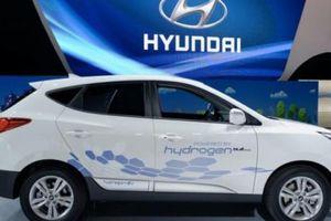 Hàn Quốc sẽ đầu tư 2,34 tỷ USD để phát triển ô tô chạy bằng hydro