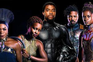 'Báo đen' Chadwick Boseman viết tiếp chiến thắng tại BET Awards
