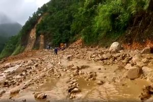 Lai Châu: Thiệt hại do mưa lũ ước khoảng 95 tỷ đồng 