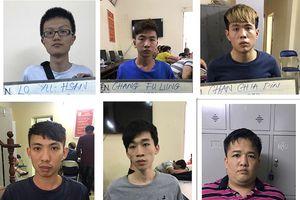 12 người giả danh công an gọi điện thoại lừa đảo