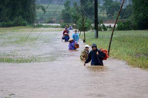 Mưa lũ tàn phá miền núi phía Bắc: 25 người chết và mất tích