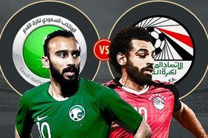 Kèo thơm Ai Cập vs Saudi Arabia: Chốt mạnh 'cửa trên'