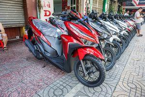 Hình ảnh chi tiết Honda Click 2018 giá 70 triệu đồng tại Việt Nam