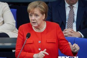 Bà Merkel dự đoán EU sẽ chưa đưa ra được giải pháp về di cư