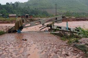 Điện Biên: Mường Nhé tan hoang sau đợt lũ lịch sử