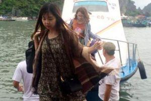 5.000 du khách mắc kẹt ở Cô Tô đã về được đất liền