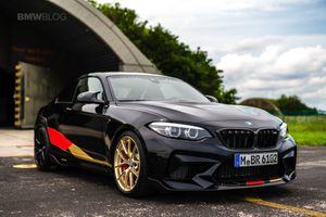 Cận cảnh siêu xe BMW M2 phiên bản đặc biệt cổ vũ World Cup 2018 giá 1,3 tỷ đồng