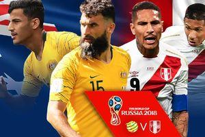 Nhận định Australia vs Peru: Cửa hẹp không từ bỏ