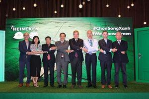 Heineken Việt Nam tiếp tục vị thế dẫn đầu về phát triển bền vững