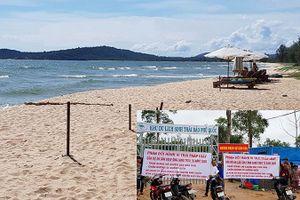 'Băm nát' Phú Quốc: Yêu cầu không được rào đường xuống biển