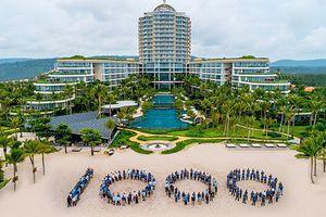 Intercontinental Phu Quoc Long Beach Resort đã đi vào hoạt động