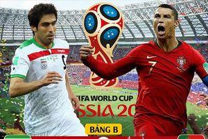 Trận đấu Bồ Đào Nha vs Iran: cẩn thận ngọn lửa Tây Á