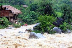 DỰ BÁO THỜI TIẾT (26/6): Bắc Bộ có mưa to, đề phòng lũ quét và sạt lở đất ở các tỉnh phía Tây Bắc