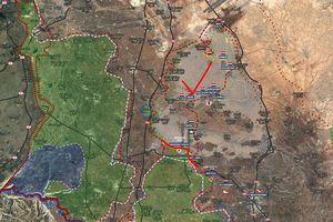Quân đội Syria diệt 70 tay súng Al-Qaeda, giải phóng hoàn toàn quận đông bắc Daraa