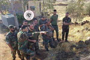 'Hổ Syria' giải phóng thị trấn chiến lược ở Daraa, thế trận Hồi giáo cực đoan sụp đổ