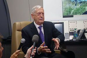 Thăm Trung Quốc và nhiệm vụ gian nan của Bộ trưởng Quốc phòng Mỹ