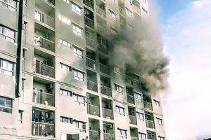 Cháy Chung cư I-Home vì chế biến ma túy đá gây ra sự cố?