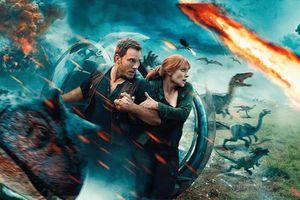 'Jurassic World: Fallen Kingdom' đem đến cho khán giả những khoảnh khắc tăm tối