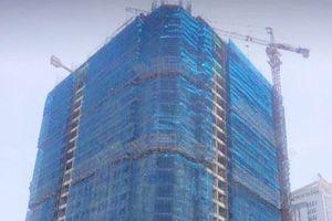 Nghệ An: Dự án T&T Vitoria xây dựng trái phép thêm 3 tầng, trách nhiệm thuộc về ai?