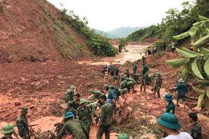 Lai Châu: Số người thương vong do lũ tiếp tục tăng
