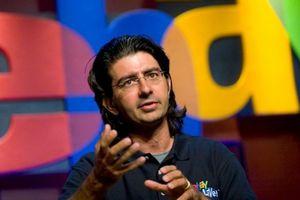 Pierre Odmiyar: Ông trùm sáng lập eBay để ...'ghi điểm' với bạn gái