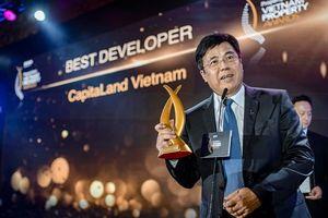 CapitaLand Việt Nam lần thứ 2 thắng giải 'Chủ đầu tư xuất sắc'